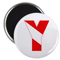 http://i2.cpcache.com/product/189257467/scuba_flag_letter_y_magnet.jpg?height=240&width=240