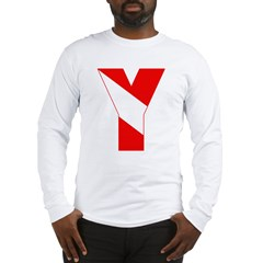 http://i2.cpcache.com/product/189257511/scuba_flag_letter_y_long_sleeve_tshirt.jpg?color=White&height=240&width=240