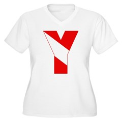 http://i2.cpcache.com/product/189257515/scuba_flag_letter_y_tshirt.jpg?color=White&height=240&width=240