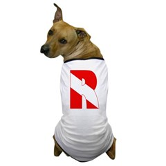 http://i2.cpcache.com/product/189266535/scuba_flag_letter_r_dog_tshirt.jpg?color=White&height=240&width=240