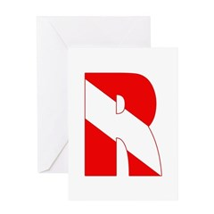 http://i2.cpcache.com/product/189266547/scuba_flag_letter_r_greeting_card.jpg?height=240&width=240
