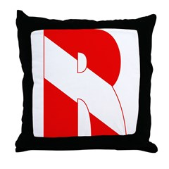http://i2.cpcache.com/product/189266587/scuba_flag_letter_r_throw_pillow.jpg?height=240&width=240