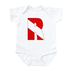 http://i2.cpcache.com/product/189266593/scuba_flag_letter_r_infant_bodysuit.jpg?color=CloudWhite&height=240&width=240