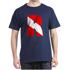 http://i2.cpcache.com/product/189266621/scuba_flag_letter_r_tshirt.jpg?color=Navy&height=240&width=240