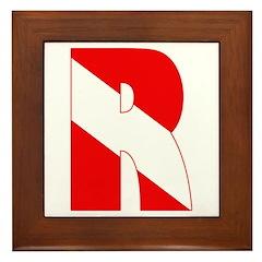 http://i2.cpcache.com/product/189266623/scuba_flag_letter_r_framed_tile.jpg?height=240&width=240