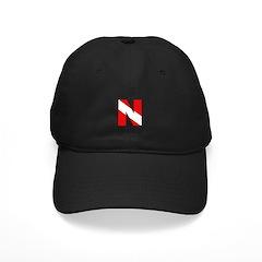 http://i2.cpcache.com/product/189272113/scuba_flag_letter_n_baseball_hat.jpg?height=240&width=240