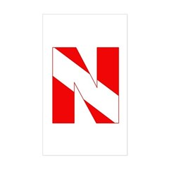 http://i2.cpcache.com/product/189272117/scuba_flag_letter_n_rectangle_decal.jpg?color=White&height=240&width=240