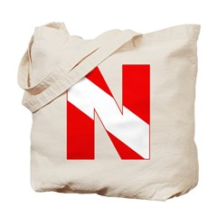 http://i2.cpcache.com/product/189272145/scuba_flag_letter_n_tote_bag.jpg?height=240&width=240