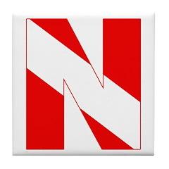 http://i2.cpcache.com/product/189272185/scuba_flag_letter_n_tile_coaster.jpg?height=240&width=240