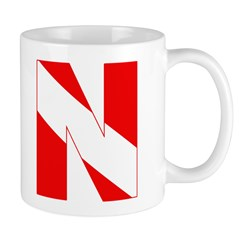 http://i2.cpcache.com/product/189272189/scuba_flag_letter_n_mug.jpg?side=Back&color=White&height=240&width=240