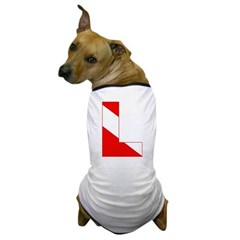http://i2.cpcache.com/product/189274611/scuba_flag_letter_l_dog_tshirt.jpg?color=White&height=240&width=240