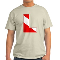 http://i2.cpcache.com/product/189274743/scuba_flag_letter_l_tshirt.jpg?color=Natural&height=240&width=240
