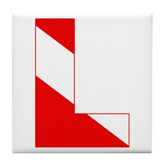 http://i2.cpcache.com/product/189274745/scuba_flag_letter_l_tile_coaster.jpg?height=240&width=240