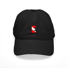 http://i2.cpcache.com/product/189281251/scuba_flag_letter_e_baseball_hat.jpg?height=240&width=240