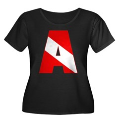 http://i2.cpcache.com/product/189285293/scuba_flag_letter_a_t.jpg?color=Black&height=240&width=240