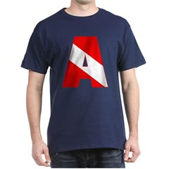 http://i2.cpcache.com/product/189285301/scuba_flag_letter_a_tshirt.jpg?color=Navy&height=240&width=240