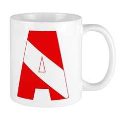 http://i2.cpcache.com/product/189285309/scuba_flag_letter_a_mug.jpg?side=Back&color=White&height=240&width=240