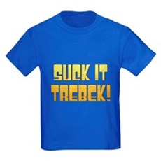 Suck it Trebek! Kids T-Shirt