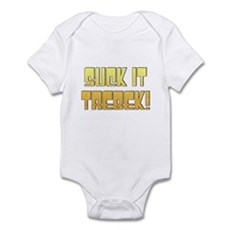 Suck it Trebek! Infant Bodysuit