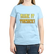 Suck it Trebek! Womens Light T-Shirt