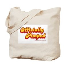 Officially Pimped Tote Bag