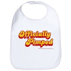 Officially Pimped Bib