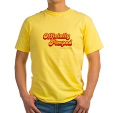 Officially Pimped Yellow T-Shirt