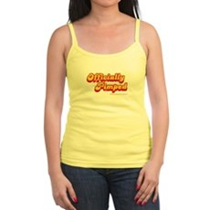 Officially Pimped Jr Spaghetti Tank