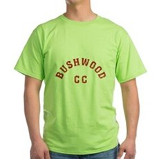 Bushwood Country Club (Caddyshack) Green T-Shirt