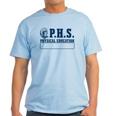 P.H.S. Physical Education Light T-Shirt