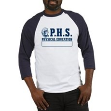P.H.S. Physical Education Baseball Jersey