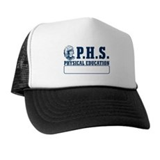 P.H.S. Physical Education Trucker Hat