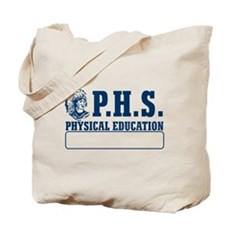 P.H.S. Physical Education Tote Bag