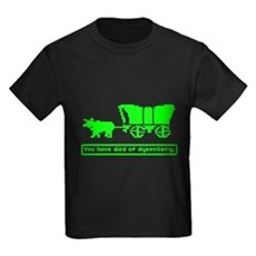 You have died Kids T-Shirt