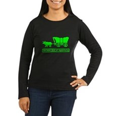 You have died Womens Long Sleeve T-Shirt