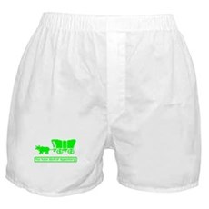 You have died Boxer Shorts