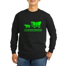 You have died Long Sleeve T-Shirt