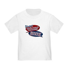 Stuart - What does mama say? Toddler T-Shir