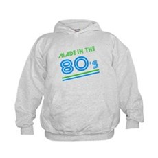 Made in the 80's Kids Hoodie