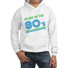 Made in the 80's Hooded Sweatshirt