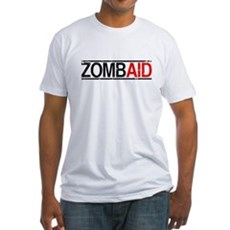 ZombAid Fitted T-Shirt