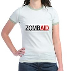 ZombAid Jr Ringer T-Shirt