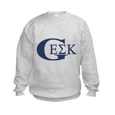 Geek House Fraterntiy (GEK) Kids Sweatshirt