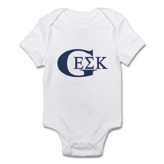 Geek House Fraterntiy (GEK) Infant Bodysuit