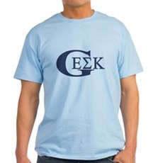 Geek House Fraterntiy (GEK) Light T-Shirt