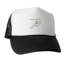Rusty Trombone Trucker Hat