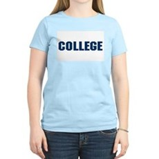 Animal House College Womens Light T-Shirt