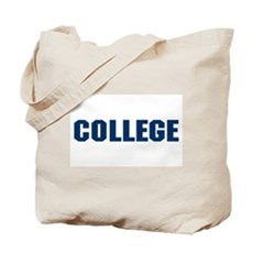 Animal House College Tote Bag