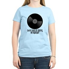 DJ's Do It With 12 Inches Womens Light T-Shirt
