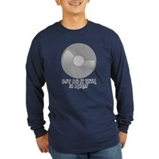 DJ's Do It With 12 Inches Long Sleeve T-Shirt